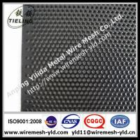 PVC coated round hole perforated metal sheet,metal wire mesh Manufactures