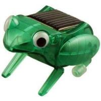 Quality lotSolar Capering Frog,solar Educational Toy,solar happy hopping frog,solar frog,solar powered toy for sale