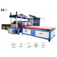 HF 120Kw  Inflatable Bed High Freqeuncy Welding Machine Current Auto Tuning System Manufactures