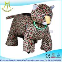Hansel Guangzhou Plush Stuffed Zippy Battery Walking Horse Electric Animal Toy Ride Manufactures