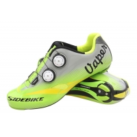 Outdoor Carbon Fiber Cycling Shoes Anti Skid Lycra Inner Manufactures