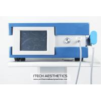 China Extracorporeal Shockwave Therapy Machine For Plantar Fasciitis / Achilles Tendonitis on sale