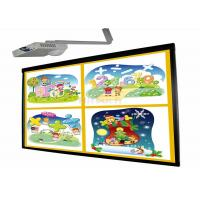 90 inch finger multi touch electronic IR interactive whiteboard with hot keys 90MT Manufactures