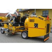 Quality thermoplastic paint,self-propelled -like hot melt road marking paint machine for sale