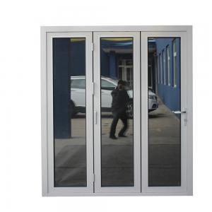 China Aluminum folding door on sale