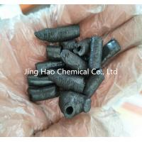 China Black Solid Modified Coal Tar Pitch For Metallurgical Industry High Viscosity Binder on sale
