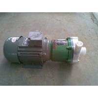 sulfuric acid Chemical Transfer Pump , CQB magnetic driven Centrifugal pump Manufactures