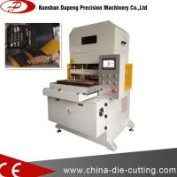 sheet material hydraulic die cutting machine for sponge/foam/PET film