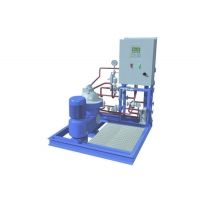 Module System Powerhouse Equipments Heavy Fuel Oil Treatment System Manufactures