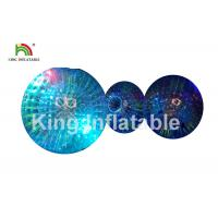 Round Human Sized Snow Land Big Air Inflatable Zorb Ball For Bowling Manufactures