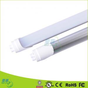 Natural White Aluminum T8 LED Tube Lights 3300k / 4000k For Commercial Lighting Manufactures