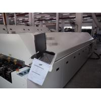 Automatic Lead Free Reflow Oven Gs-1000 Model Middle Size 400Mm Width Pcb