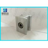 AL-6C Double Metal Tube Connectors Aluminum Tubing Fitting Silvery Joints Manufactures