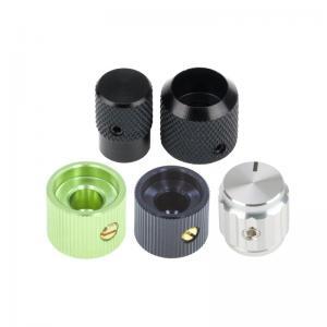 China OEM stainless steel aluminum knurled thumb knob screw on sale