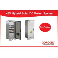 China High Efficiency 48V DC 1 Phase off grid solar power System For Power Plant , RSO9000 on sale