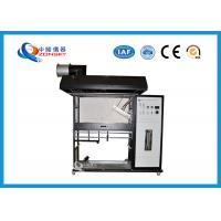 AC 220V 50HZ Flammability Testing Labs For Paving Material Radiation Heat Flux Manufactures