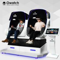 Owatch-Start a Robot 9D virtual reality simulator arcade game Cinema Manufactures