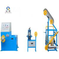 Aluminum Alloy Automatic Cable Coiling Machine Uniform Winding For 0.5 - 6mm Cable Manufactures