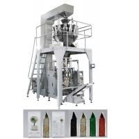 Multi - Head Weigher Automatic Food Packing Machine / Food Product Packaging Machine Manufactures