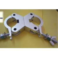 OEM Aluminum 38 - 54mm Stage Light Clamp for Assembly Hall, Party, Photo Studio Manufactures
