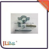 Cheap CNC Lathes / Grinding / Milling Cast Iron Pipe Clamps With Blacking / Polishing for sale