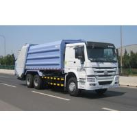 CIMC Compactor Refuse Collection Vehicle 15-20m3 Garbage Refuse Removal Truck Manufactures