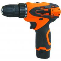 12V 1.5Ah Lithium Cordless Electric Drill with Flashlight and Battery Indicator / 2-Gear Stage Manufactures