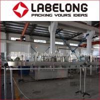 Small Capacity 2000bph Gas Water Bottling Machine/Equipment/Plant Manufactures