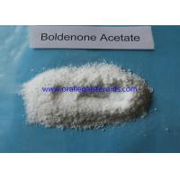Boldenone Acetate Boldenone Steroid White Crystalline Powder Adds Lean Bulk Manufactures