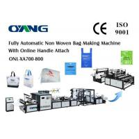 Cheap High Speed Ultrasonic Non Woven Fabric Bag Making Machine For Six Kinds Bag for sale