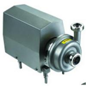 Closed impeller centrifugal pump