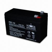 Sealed Lead-acid Battery, Measures 151 x 65 x 93mm, Weighs 2.05kg Manufactures