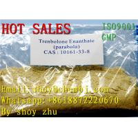 China 99% Steroid Trenbolone Powder USP31 Parabolan 10161-33-8 Trenbolone Enanthate on sale