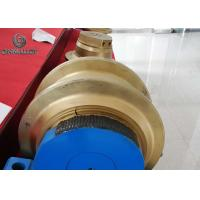 """Quality 17"""" 18"""" Twin Center TBM Disc Cutter High Precision Wear Resistance Strong for sale"""