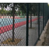 Hot Sale 50*100mm Green Used Chain Link Fence Suitable for Playground Manufactures