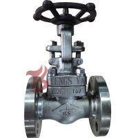 China Flanged Forged Steel Valves , Super Duplex Stainless Steel Gate Valve on sale