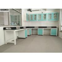 Food Industry Steel Lab Bench Reagent Rack Design Environmental Protection Manufactures