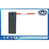 Vehicle Barrier Gate Waterproof 2mm Cold Rolled Stell Plate With 220V / 110 V