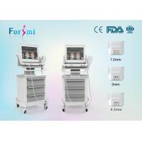180 output power of High Intensity Focused on Ultrasound wrinkle removal machine Manufactures