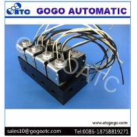 Pneumatic Solenoid Valve Group Shock Absorber Aa - Vu4 Block From Nico Aiacor Air Suspension Valve