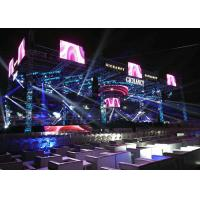 Buy cheap Indoor Nationstar SMD2020 P3.91 Rental LED Display Stage Advertising Screen from wholesalers