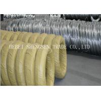 Hot - Dipped / Electro Galvanized Wire Straight Cut Galvanized Binding Wire Manufactures