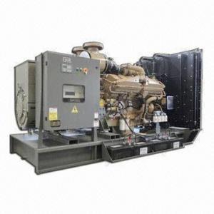 China Diesel Power Generator with ChongQing Cummins Engine of 200 to 1000kW Power Range on sale