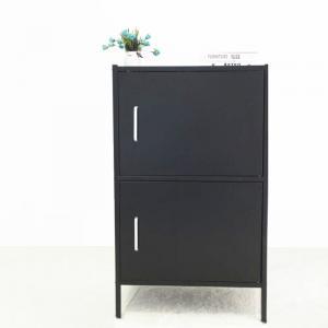 KD 2 Vertical Door 1015 Mm Small Metal Locker Cabinet Manufactures
