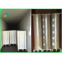 Hard Strength 300gsm 350gsm 400gsm Coated Duplex Paper For Making Boxes Manufactures