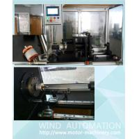 Armature wire twisting machine Horizontal Wire head twisting machine for Starter rotor Manufactures