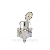 Buy cheap 3kw Lab Ethanol Soaking Extraction Oil Separator Centrifuge For CBD Oil from wholesalers