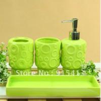 bathroom accessories gift suit with 8100(8pcs) Manufactures