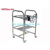 Buy cheap SONY Placed Car Stainless Steel Feeder Cart 22kg 2*40 Positions 2 Floors from wholesalers