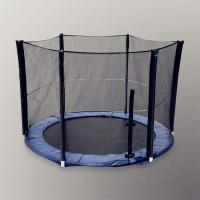 PVC Material 6ft outdoor Jumping Trampoline bed for child / adult Manufactures